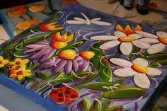Anna Bartlett: Painting away