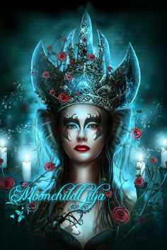 Night Masquerade by moonchild-ljilja.deviantart.com on @deviantART