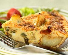 Potato and Zucchini Frittata - Everyday Delicious Kitchen