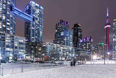 Toronto Views's albums Toronto Snow, Toronto Winter, Visit Toronto, Toronto City, Downtown Toronto, Toronto Canada, Toronto Nightlife, Snow Night, Urban Life
