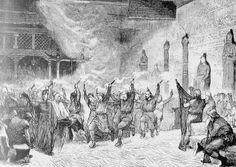 Blòt/ an Norse sacrifice to the gods