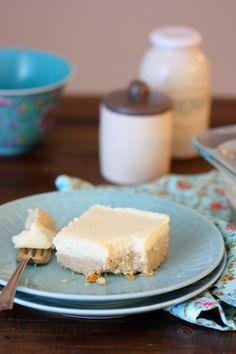 Lemon Cream Danish Bars | #glutenfree #grainfree #dairyfree #paleo
