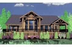 House Plan 509-34  2570 square feet, single story, 3 car garage