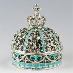 Faberge jewelery box