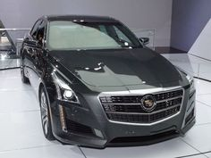 Caddy CTS Gets a 5 Series Price Tag