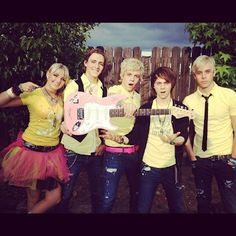 R5 IN YELLOW
