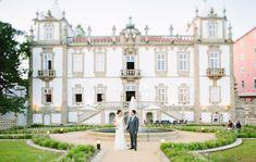 Palácio do Freixo Portugal, Mansions, House Styles, Home, Weddings, Port Wine, Fotografia, Manor Houses, Villas