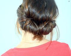 Tuto coiffure : se coiffer avec un #headband #lesconfidencesdelizzie @lesconfidencesdelizzie