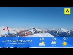 Gastein: Stubnerkogel in Bad Gastein, Osterwochenende Wetter 25. - 27. März - Ski Amade´ - YouTube Bad Gastein, Dec 2016, Austria Travel, Weather Forecast, Europe, Youtube, Video Production, Weather, Weather Predictions