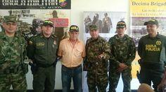 Gaula Militar rescata al comerciante Luis Eduardo Zuluaga Duque, en Uribia