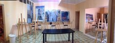 Estudio de Pintura   C/ Padre Suárez, 11 - 2º Izq LAT  /  33009 Oviedo    Un lugar para disfrutar del arte.  Visítalo www.beatrizgonzalez.com