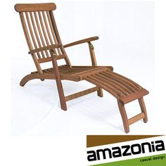 Arpoadod Steamer Chair