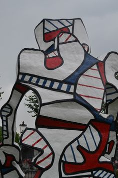 Dubuffet's adventure from today at The Rijksmusem's gardens.