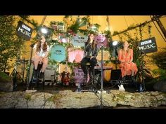 ▶ HAIM perform Don't Save Me in the BBC Music Tepee at Glastonbury 2014 - YouTube
