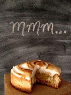 lemon meringue tart from Bouchon Bakery cookbook / © Jenn Yee