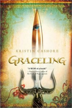 "There's a running theme in teen lit: female protagonist + the supernatural + unattainable yet hot male counterpoint. Somehow the formula keeps working. Companion novels Fire and Bitterblue are similar but with different protagonists. Of the three, this one is best. Katsa takes no prisoners on her mission to discover the truth about her ""grace."""
