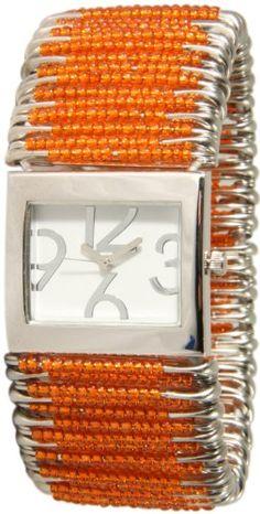 Geneva Women's Orange Fancy Safety Pin Stretch Bracelet Watch Geneva,http://www.amazon.com/dp/B008RPZ7QM/ref=cm_sw_r_pi_dp_IPj3rb1XXV20VSG6