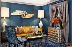 BRENDAN WONG DESIGN / Mirabel Charity Room #livingroom