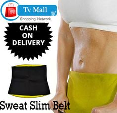 Sweat Slim Belt Premium Waist Sliming belt for Men & Women. Tummy slim belt offers help to your lower back and diminishes weight, helping you to lighten muscle strains or lumbar sprains, helping you to sit and stroll with a superior stance. Pressure bolster gives soundness and warmth, advancing adaptability and decreasing possibility of further damage. Original sweat slim belt look sharp and classy in any condition.