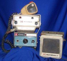 Two Way Radio, Police Cars, Radios, Fire, Vintage, Vintage Comics
