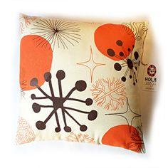 Petri Dish Pillow Case - http://holaamiga.com