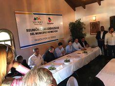 Anuncia Corral ampliación del Hospital de Delicias con 400 mdp y rehabilitación de centros de salud durante reunión con sectores en Meoqui   El Puntero