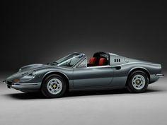 1973 #Ferrari 246 'Dino' - Dino 246 GTS RHD | Classic Driver…  #2017 #supercar