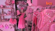 Everything Pink! omg cray cray