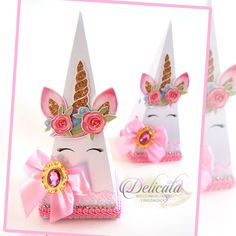 Festa Pj Masks, Handmade Christmas Crafts, Diy And Crafts, Crafts For Kids, Birthday Souvenir, Unicorn Hat, Baptism Party, Floral Nursery, Summer Activities For Kids