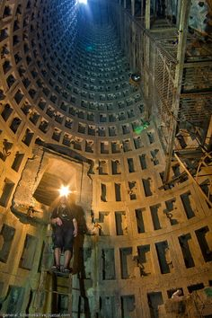 Hello people! This is my best photos foro Ukrainian undergroud, rooftops, abandoned places and other interesting objects for last year. Especially for those who are interested I amput linksIn the same photo seriesin the captions. 1.Underground reservoirs in Kiev, more photos of…