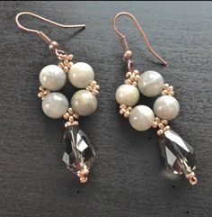women jewelry earrings handmade drop earrings by fatash1 on Etsy