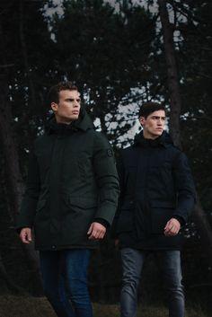 winterjackets men airforce