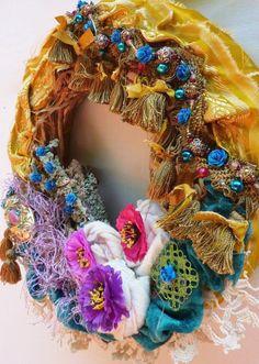 Bohemian Decor  Handmade Gypsy Decor  Boho Decor  by atopdrawer, $47.00