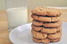 Amish Peanut Butter Cookies