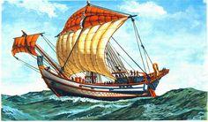 Império Romano: O Comércio no Império Romano