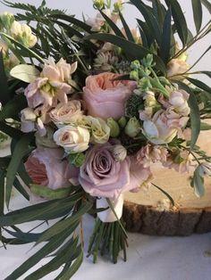 #blushbouquet #blushflowers #pastelbouquet