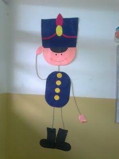 Mi Sala Amarilla: Manualidades para el 17 de agosto Peru, Diy And Crafts, Nursery, Education, Instagram, Christmas Decor, Paper, Diy Party, Fun Crafts