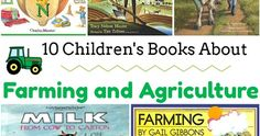 The Glass Barn - School isn't the only place your kids can learn about agriculture! Here are some of our favorite books that paint an accurate picture of what agriculture looks like today!...