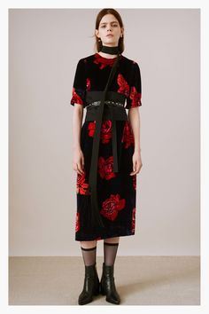 Markus Lupfer Pre-Fall 2017 Collection Photos - Vogue