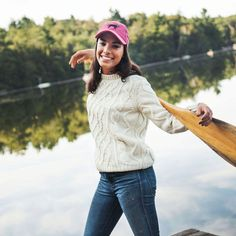 Cozy Chunky Cable Fisherman Sweater