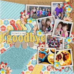 Hello Summer by Zoe Pearn Template from Half Pack 64 by Cindy Schneider Font is DJB Cute-t-nator by Darcy Balwin