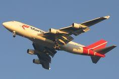 Martinair Cargo B747-400F [PH-MPR]