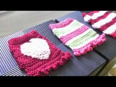 How to Crochet a sweater for your dog « Knitting & Crochet