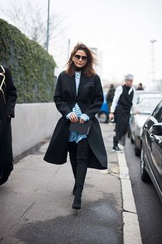 It's getting cold in here: here's 30 winter outfit ideas to get you started: