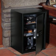 Biometric Commercial Security Safe