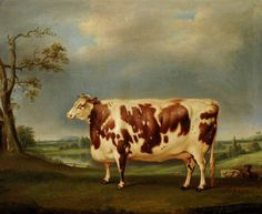 Thomas Weaver (1775-1844) was one of a small group of animal artists who painted farm and sporting animals during the agricultural revolution. He made his living doing portraits in oil (some of which...
