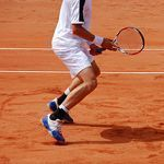 Roger Federer's success begins and end with his feet. Try this five-step tennis footwork drill to learn how you can move like Federer on the court. Tennis Party, Tennis Bag, Tennis Clothes, Sport Tennis, Tennis Rules, Tennis Tips, Roger Federer, How To Play Tennis, Tennis Legends