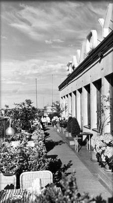 Ravintola Savoy, Helsinki, 1937