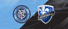 New York City FC - Montreal Impact 1 - 1, MLS, 27 april 2016, Yankee Stadium New York