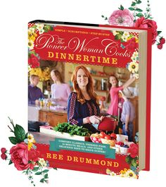 Enter for the chance to win all four of Ree Drummond's cookbooks, including the new  The Pioneer Woman Cooks: Dinnertime, and cookware to accompany them!